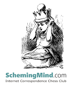 SchemingMind Internet Correspondence Chess Club